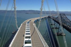 San Francisco Bridge Roadway