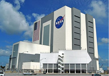 Bearings for NASA's Kennedy Space Center